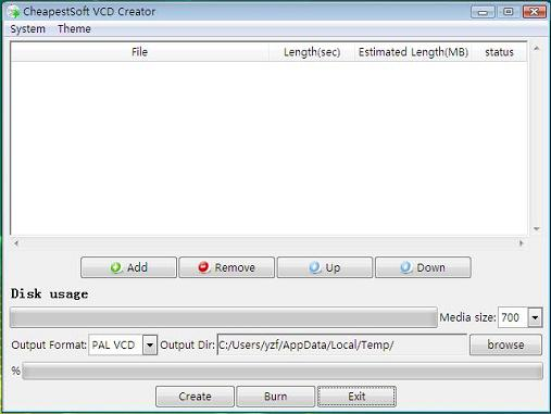vcd creator image